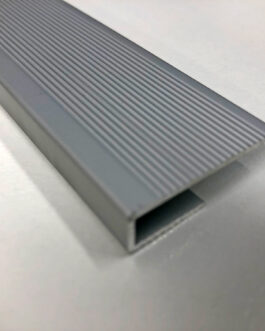 Aluminium End Trims 6mm