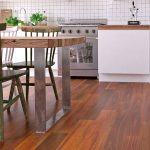 Dark Spotted Gum Evolution 8mm Laminate