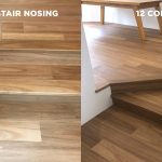 Rigid Plank Custom Made Matching Stair Nosing