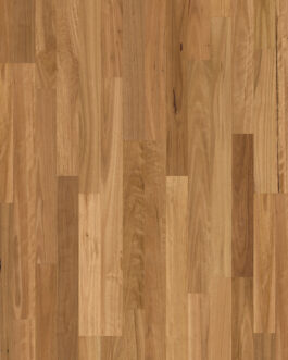 Matt Brushed Blackbutt 2 Strip ReadyFlor